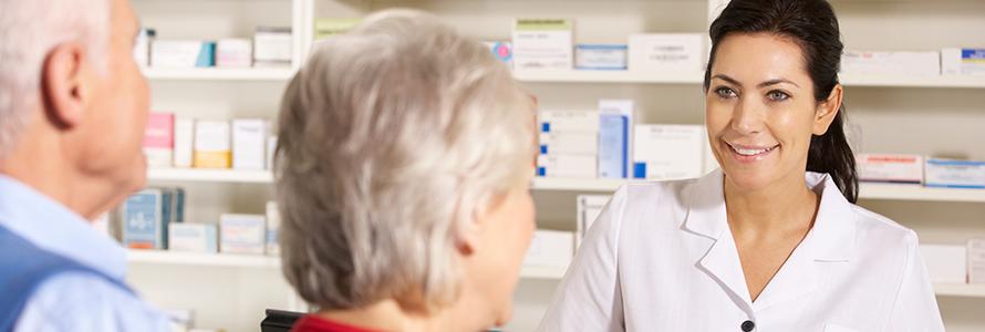 pharmacist consult with seniors