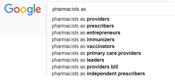 google-search-for-pharmacists